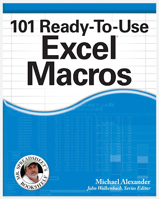 101 Ready To Use Excel Macros