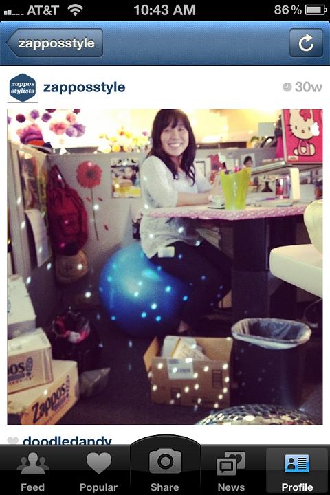 Zapposstyle - Покажите свой офис