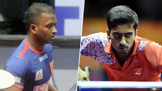 Sathiyan, Amalraj win India's 1st ever medal at Australian Open