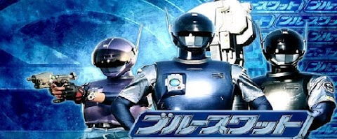 Blue Swat 1994 Legendado Ep 11,12 e 13.