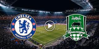 مشاهدة مباراة كراسنودار وتشيلسي بث مباشر بتاريخ 28-10-2020 في دوري أبطال أوروبا