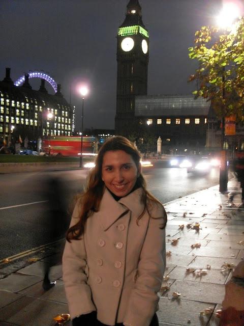 Parlamento, Big Ben e Victoria´s Park Londres