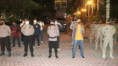 PPKM Diperpanjang, Pemko Medan Terus Melancarkan Patroli Prokes