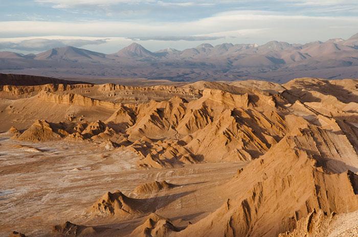 Fakta Mengenai Gurun Atacama