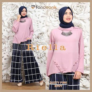 DUSTY PINK NAVY