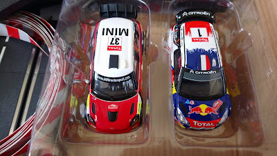 Coches Carrera Evolution Rally Racers