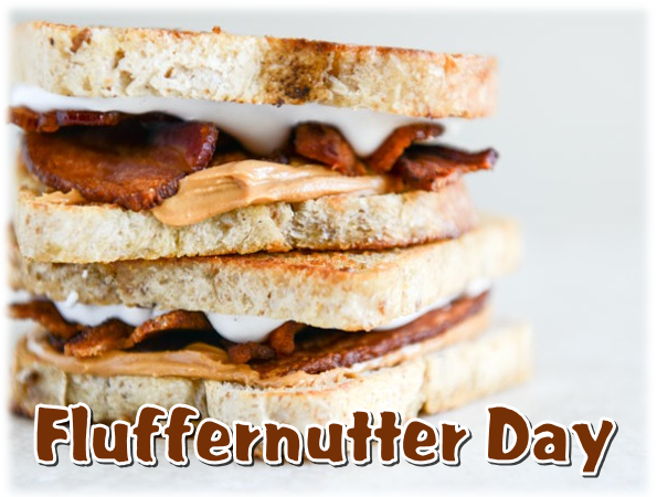 National Fluffernutter Day Wishes