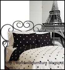 all about home decoration furniture polka dot bedding styles. Black Bedroom Furniture Sets. Home Design Ideas