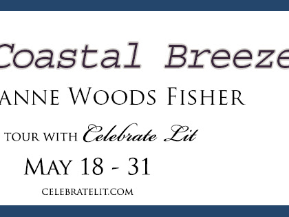 On a Coastal Breeze Blog Tour: Book Review + Giveaway