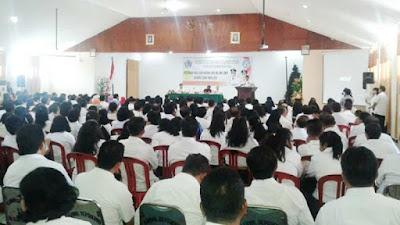 Wakil Gubernur Sulut Usir Kepsek SMK Likupang