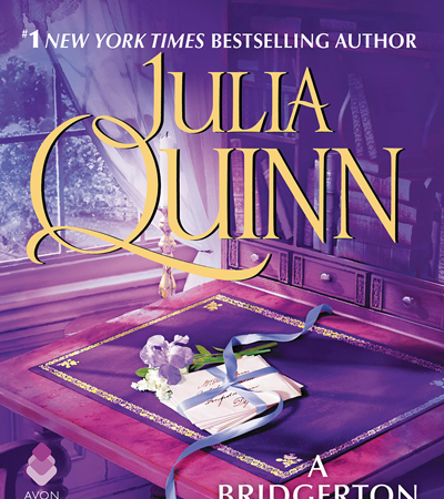 Book Review: To Sir Phillip, With Love (Bridgertons #5) by Julia Quinn