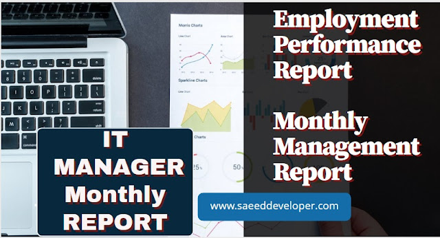 Employment Performance Report | Monthly Management Report