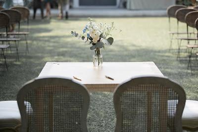 Mesa de ceremonias