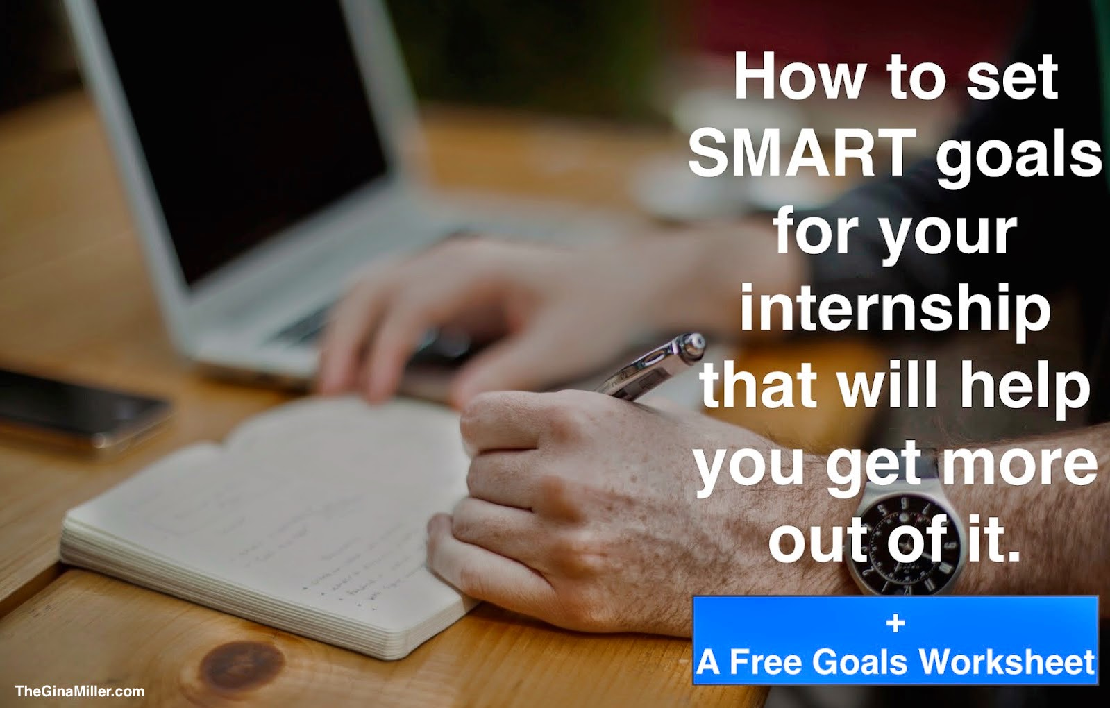 how to set goals for your internship, intern's playbook, internship, internship confidential,