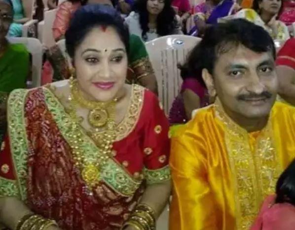 disha vakani and husband