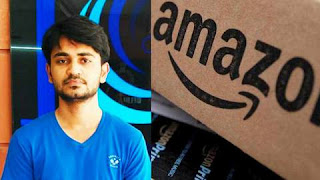 Aspiring CA arrested for deceived people by making a fake Amazon website