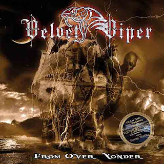 "Ο δίσκος των Velvet Viper ""From Over Yonder"""