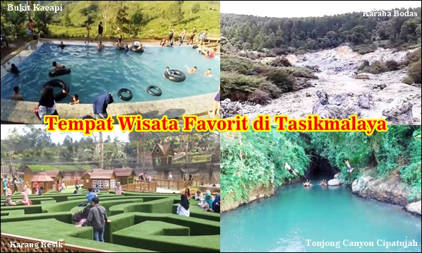 Tempat Wisata Yang Paling Recommended di Tasikmalaya