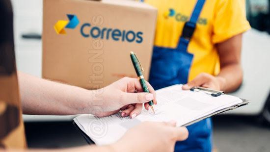 taxa postal abusiva correio restituir consumidor