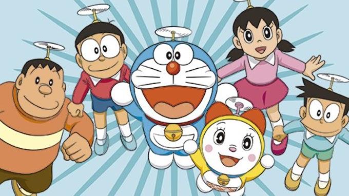 Doraemon, uno más en la familia a través del tiempo