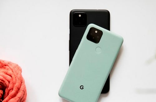The Pixel 6 is powered by Google's new GS101 chip