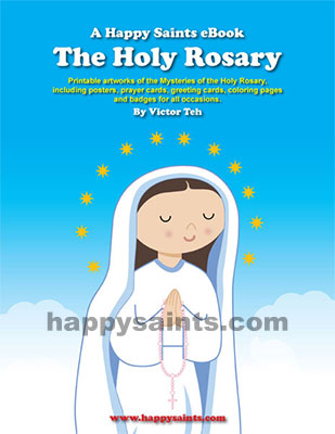 HAPPY SAINTS HOLY ROSARY EBOOK