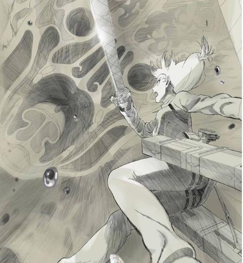 Shingeki No Kyojin, ' Harden Historia's Status With A