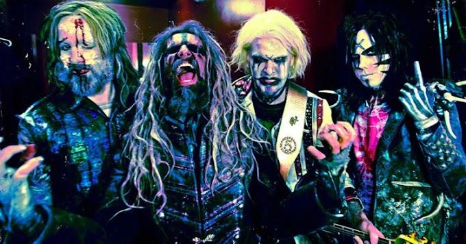 ROB ZOMBIE vuelve a la tv para presentar las películas de las  '13 noches de Halloween'