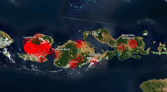 Data Corona NTB (19/4) : Mataram Tertinggi, Bima Masih Bertahan di Zona Hijau