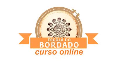Curso Online de Bordado - Aprenda a fazer Bordado Livre de forma simples do absoluto zero