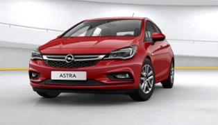 Opel Astra Kazanma Fırsatı