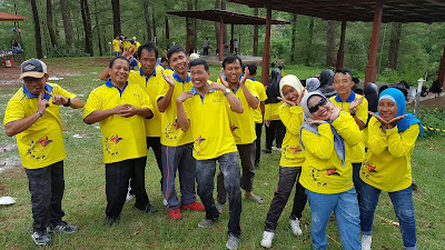 Outbound Training dan CityTour 13