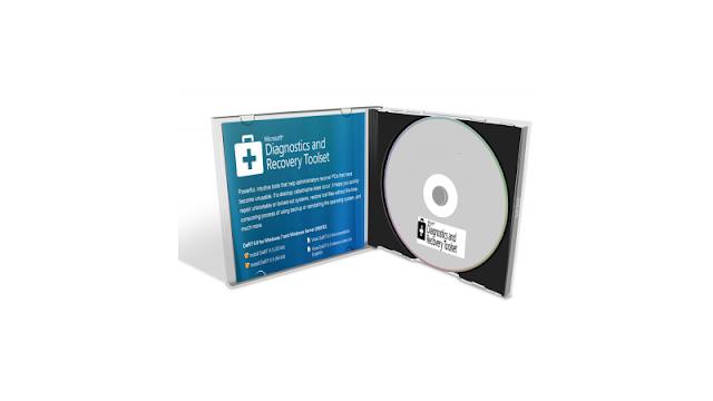 DaRT 7.0 Kit de Reparacion para windows 7 Español ISO