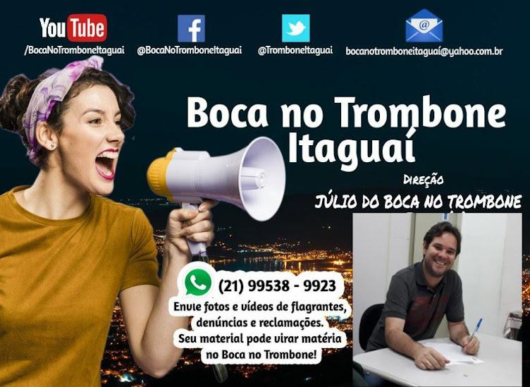 BOCA NO TROMBONE ITAGUAÍ