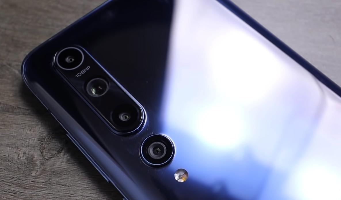 Xiaomi Mi 10 5G, Xiaomi Mi 10 Quad Rear Camera