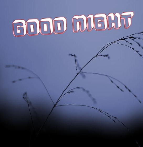 good night Latest shayari