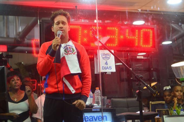 República Dominicana tras un Récord Guinness de canto durante 5 días corridos.