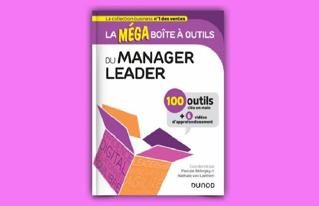 Télécharger La méga boîte à outils du manager leader PDF gratuitement; outils leadership; la boîte à outils du leadership pdf; leader management; devenir manager; devenir consultant en gestion de projet; devenir manager de transition; etre un bon manager; manager formation