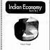 Dhyeya IAS Indian Economy pdf Notes in Hindi by Vinay Singh