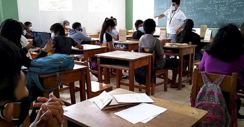 ANAPEF y APAFAS coinciden que el Perú no está preparado para abrir los espacios escolares