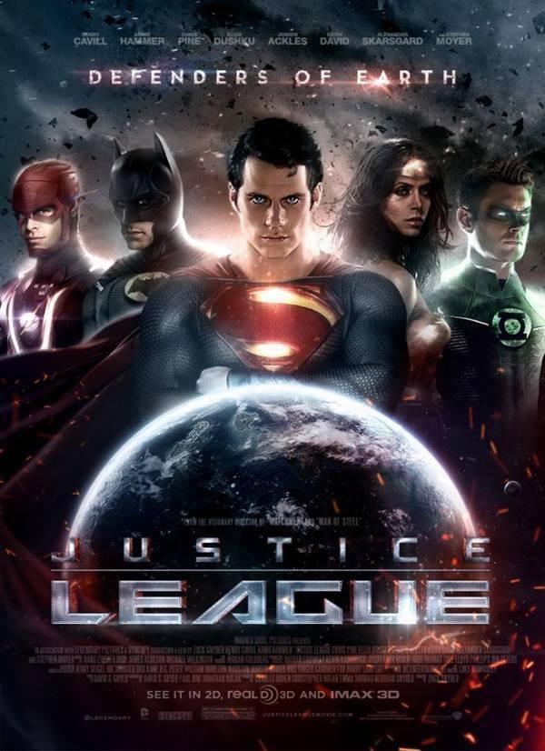 Justice League 2017 مترجم