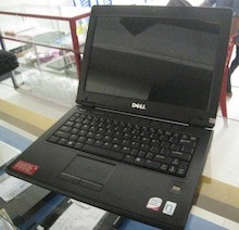 jual laptop 2nd dell vostro 1200