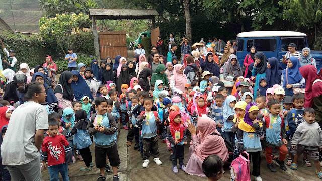 Outbound Field Trip Sekolah | PAS-ITB Bandung