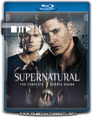 Supernatural 7ª Temporada Completa Torrent