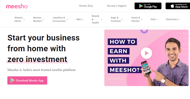 what is meesho app review and how it works