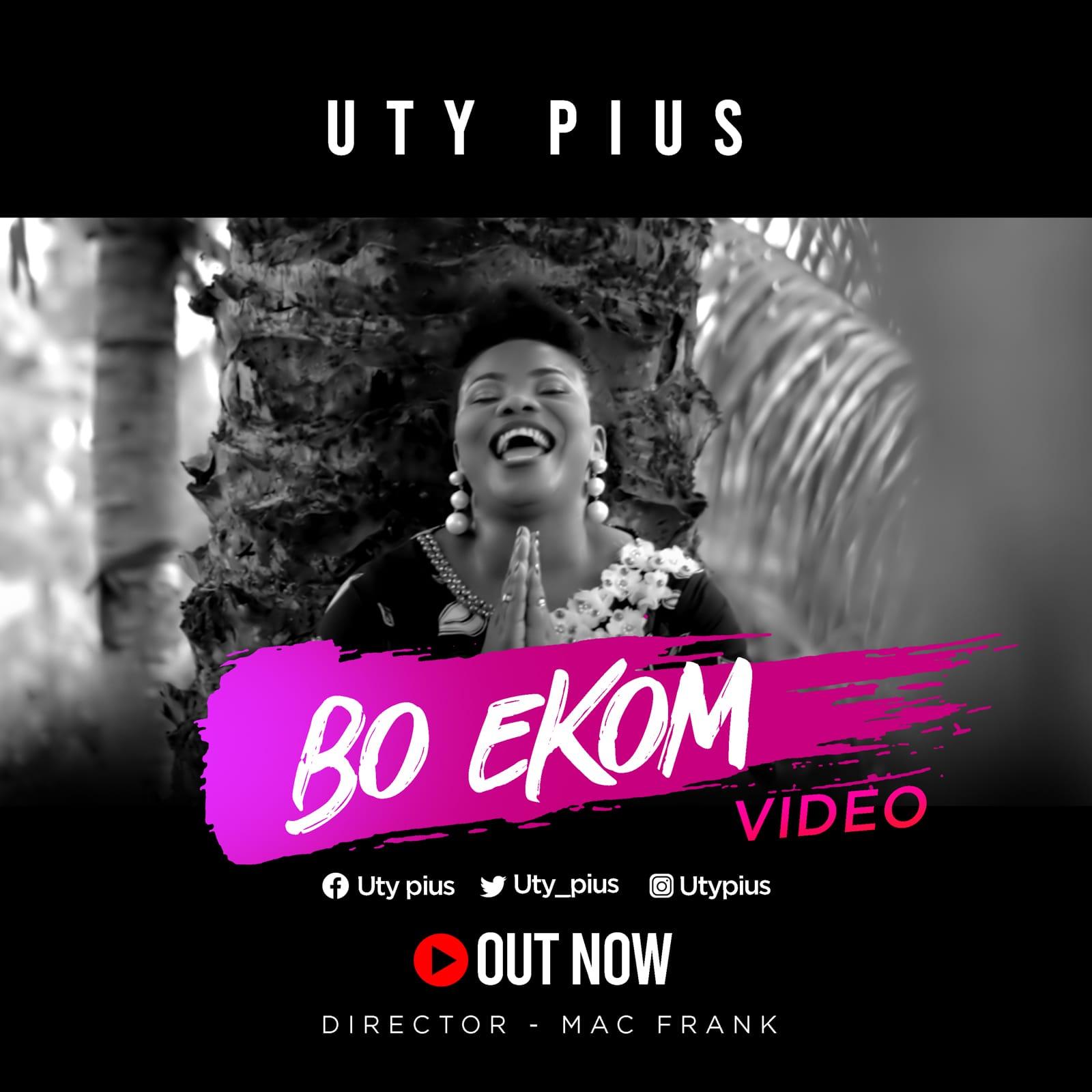 Video: Bo Ekom (Official Video) – Uty Pius || @Uty_Pius