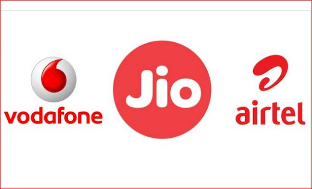 Airtel vs Vodafone vs Reliance jio ultra affordable voice and data prepaid combs under Rs 150 compared