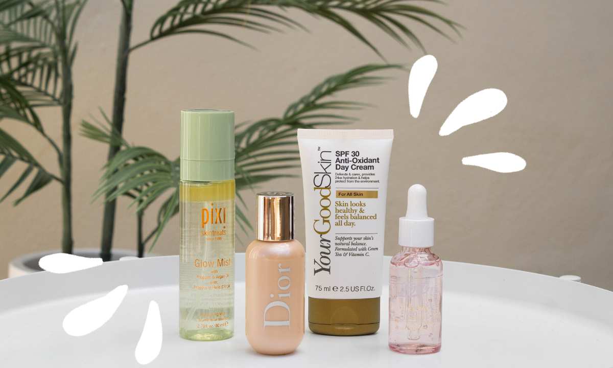 My Summer Skincare Routine for Glowing Skin
