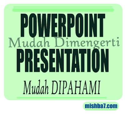 Cara Membuat Presentasi atau PPT Simple dan Mudah Dimengerti