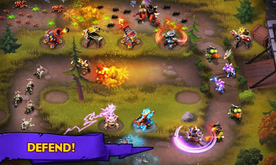 Goblin Defenders 2 v 1.6.402 MOD Apk Unlimited Money